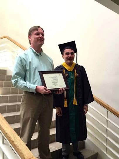 Meteorology Student of the Year Award